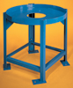 80 Gal Heavy-Duty Flat-Bottom Elevated Stand w/o Support