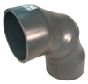 "14"" 90° Elbow Sch 80 PVC Soc"