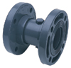 "2"" Butterfly Check Valve PVC/EPDM Flanged"