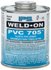 Quart IPS Weld-On PVC 705™ Cement Clear