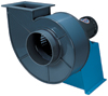1/3 HP Plastic Blower, XP, PP/FRP 1725RPM, 115/230V