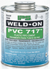 Gallon IPS Weld-On PVC 717™ Cement Clear