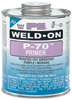 Pint IPS Weld-On P-70™ PVC/CPVC Primer Purple