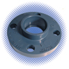 "2"" Flange Solid Style Sch 80 PVC Soc"