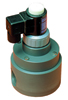 "1/2"" Pilot-Operated Solenoid Valve, PP/EPDM Thd"