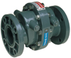 "6"" Swing Check Valve PVC/EPDM Flanged - 0"