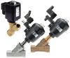 Angle Seat Solenoid Valves