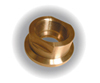 ChemAire Brass Ball Valve End Connector - FPT