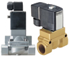 Aggressive Fluid & High Pressure Solenoid Valves