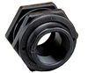 PP Bulkhead Fitting EPDM Gasket - Dbl. FPT