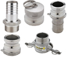 Stainless Steel Cam Lever Couplings