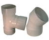 PVC Sch 40 Large Diameter Fittings