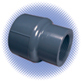 PVC Sch 80 Red. Coupling - Thd