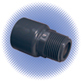 PVC Sch 80 Male Adapter - Soc x SS MPT